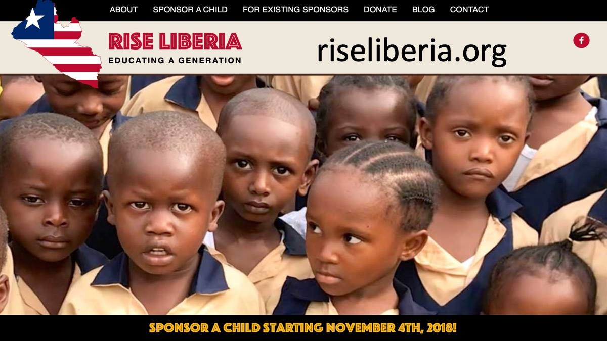 Launch of RISE LIBERIA!
